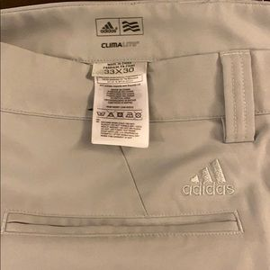 Men's Adidas Golf Pants - ClimaLite